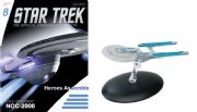 Star Trek Official Starships Collection #008 USS Excelsior NCC-2000 Eaglemoss